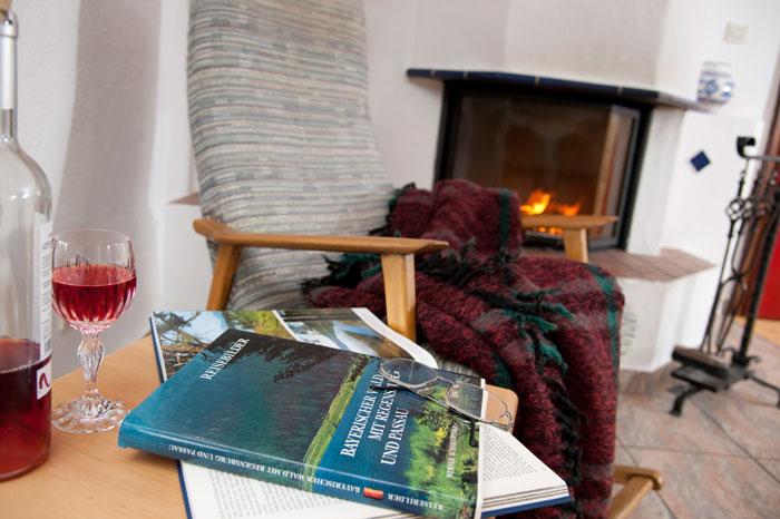 Urlaub bayern bayerischer wald im ferienhaus wieser for Schaukelstuhl umbau